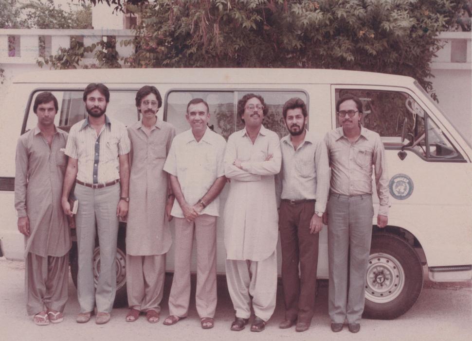 Journey of hands 1979