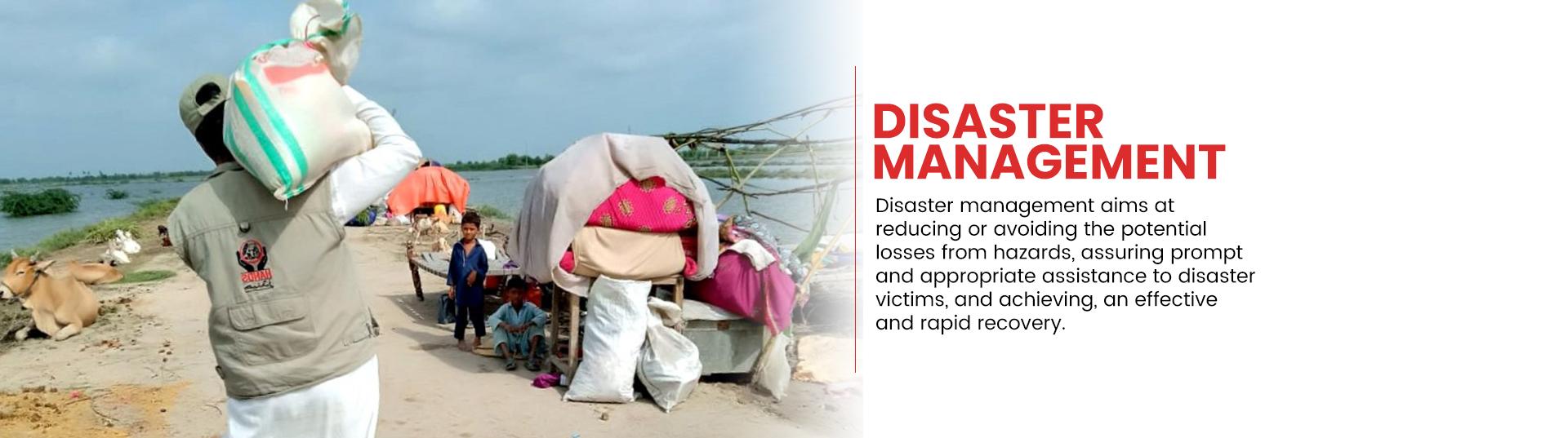 disaster management department