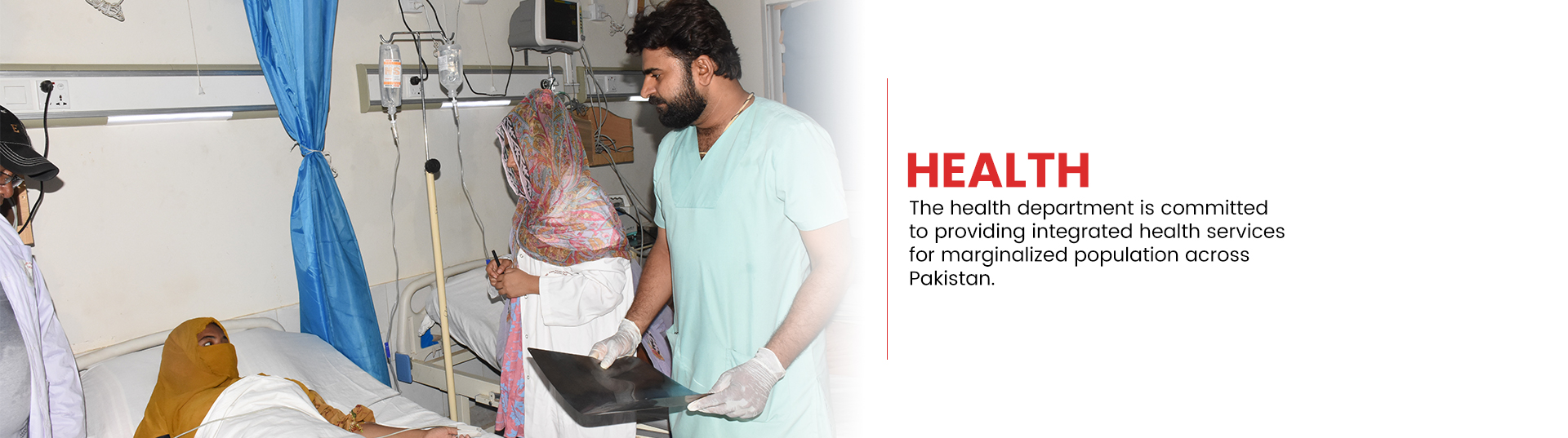 Free health services