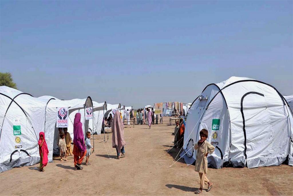 Establishment of Relief / Emergency Camp