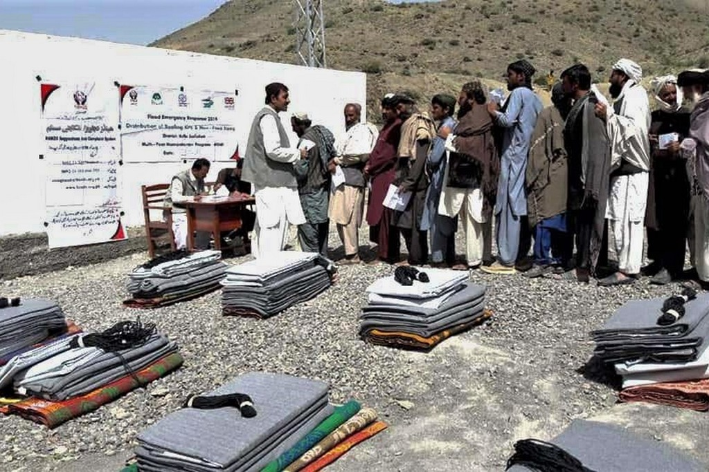 Medical Camps / Health Services in Emergencies (HSIE)
