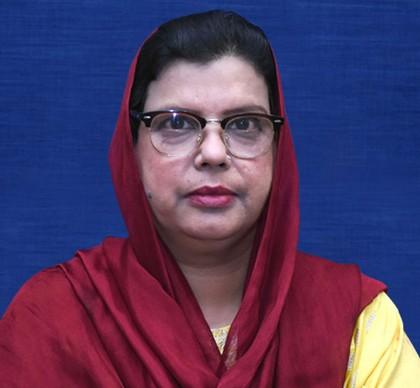 Ms. Rahila Rahim