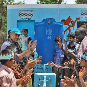 Water, Sanitation And Hygiene.