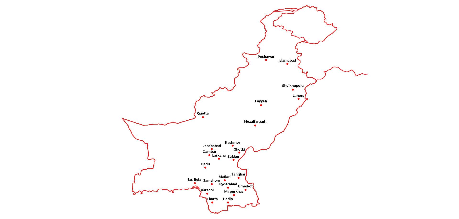 HANDS Locations